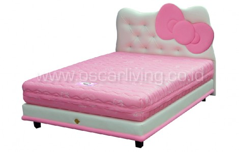 Kasur Bigland HELLO KITTY POCKET SPRING